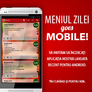 Meniul Zilei Android